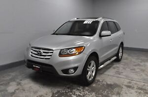 2010 Hyundai Santa Fe LIMITED 3.5 '''ACCIDENT FREE''' AWD