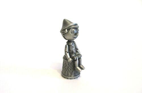 Pinocchio Thimble Pewter Collectible Thimble Pinocchio Gift Grandma Mum Gift