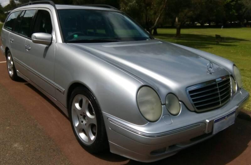 2001 Mercedes Benz E320 Wagon Diesel Perth Perth City Area Image 2. 1 Of 7