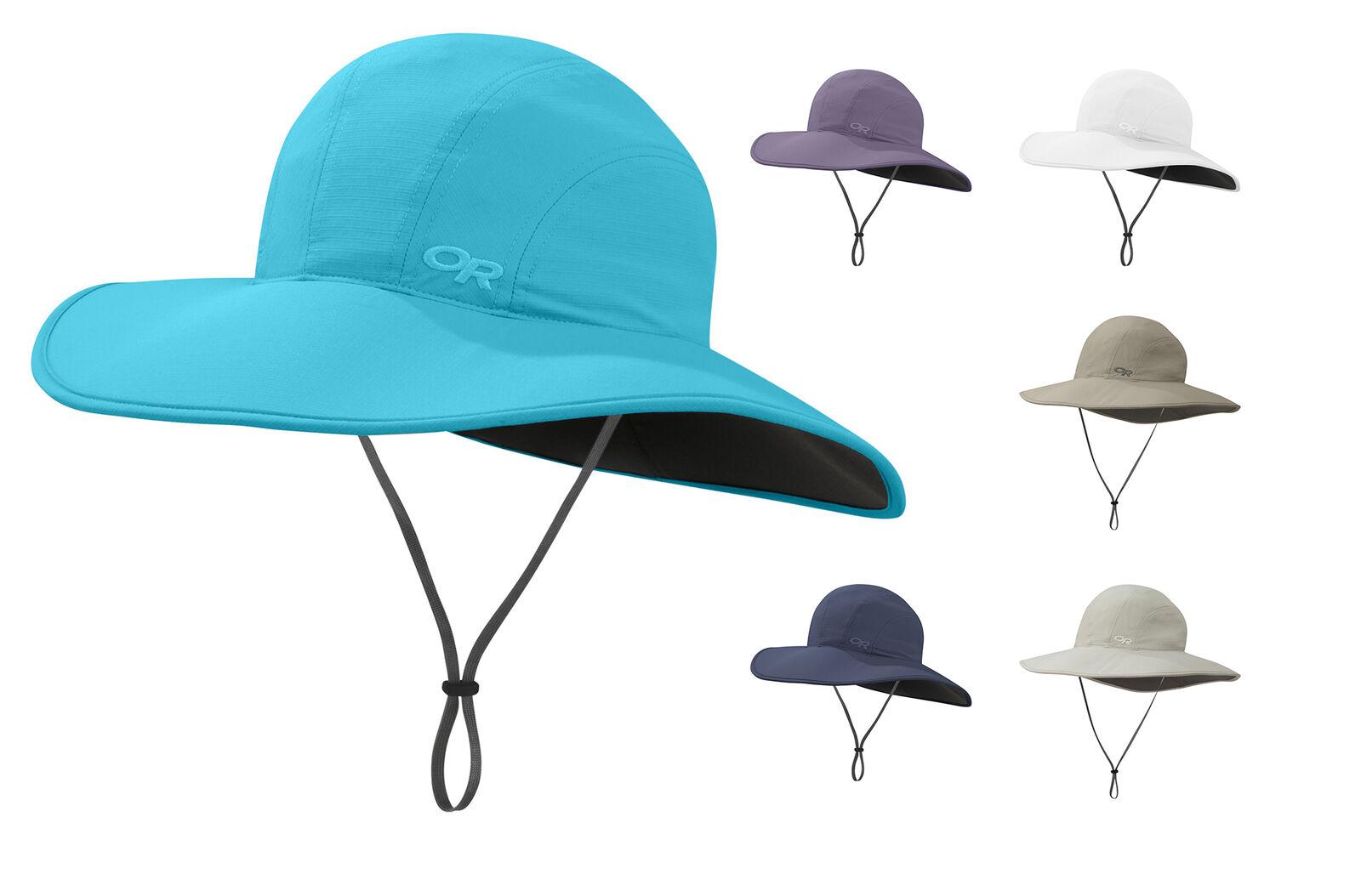 Outdoor Research OR Women's Oasis Sun Sombrero  Sonnenhut  Wanderhut Damenhut