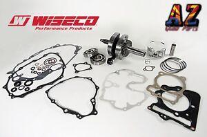 99-04 Honda 400EX 400X Wiseco Bottom End Crank Rod Rebuild Kit Piston Gaskets