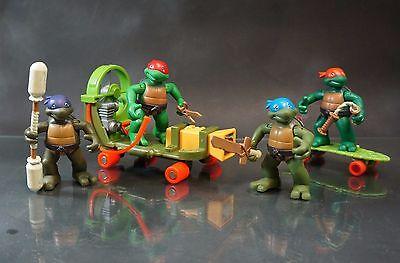 Teenage Mutant Ninja Turtle Baby Action Figures Lot - Baby Tmnt