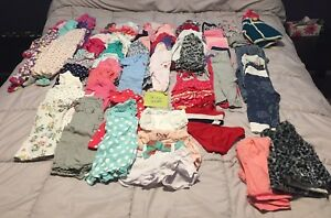 Baby girl lot, 9-12 months