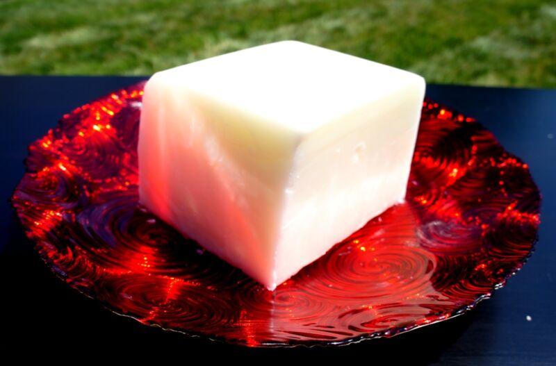 GOATS MILK GLYCERIN MELT & POUR SOAP BASE ORGANIC by H&B Oils Center PURE 5 LB