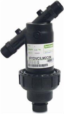 1 1/2 Zoll Wasserfilter 8bar 130micron Edelstahl Gitter, Bewässerung, PE Filter 1 Micron Wasserfilter