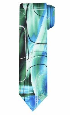New Jerry Garcia Mens Neck Tie Dead Heads - Aqua Modern Furniture - Green  Jerry Garcia Modern Furniture