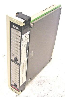 Modicon  Gould     115 VAC Output Module      AS-B804-016      60 Day Warranty!! 115 Vac Output Module