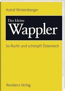 Der kleine Wappler, Astrid Wintersberger