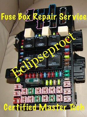 2003-2006 Ford Expedition/Navigator Fuse Box Repair Service (2003 Ford Navigator)