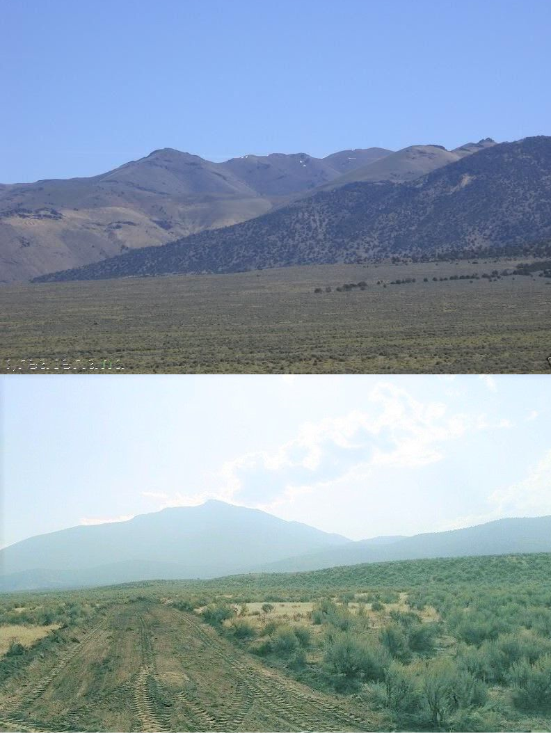 NICE 40 AC NEVADA CASH OR TERMS 200 DOWN 187/MO. ROAD, LEGAL ACCESS, NEAR MTNS - $19,900.00