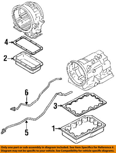 Honda Accord 2003 Transmission Diagram