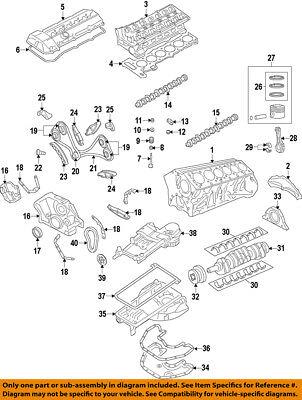 BMW OEM 10-15 760Li-Engine Oil Pump 11417612777