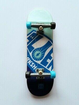 Vintage Alien Workshop OG Logo Tech Deck Skateboard Finger Board AWS Habitat