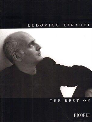Ludovico Einaudi The Best Of Piano Klavier Noten