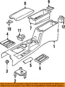 brand new mopar center console arm rest lid latch 1997. Black Bedroom Furniture Sets. Home Design Ideas