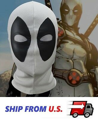 2016 Zenpool Deadpool mask Cosplay Costume Halloween Balaclava Hood Cosplay USA - Halloween Usa Costumes