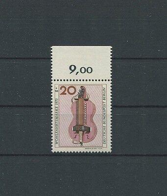 BERLIN ABART 459 DD MUSIK 1973 DOPPELDRUCK OR Mi 100.- ERROR DOUBLE PRINT! c5805