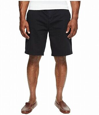 Nautica Mens Shorts Blue Size 46 Big Deck Khakis Flat-Front Cotton $59 298