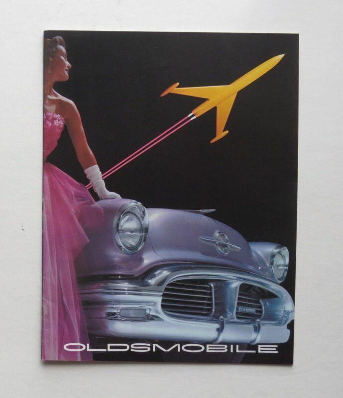 1956 Oldsmobile Brochure Super 88 98