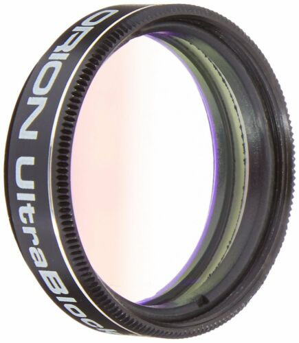 Brand New Orion  1.25-Inch UltraBlock Narrowband Eyepiece Filter