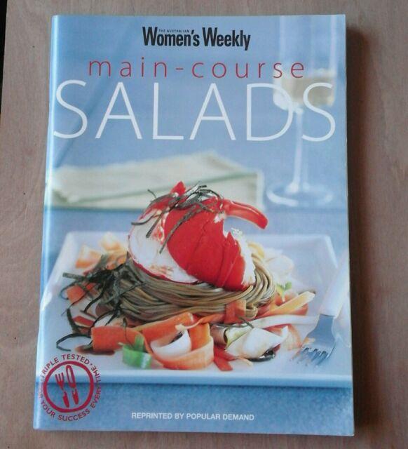 Main-Course Salads: Pamela Clark softcover book (The Australian Women's Weekly)