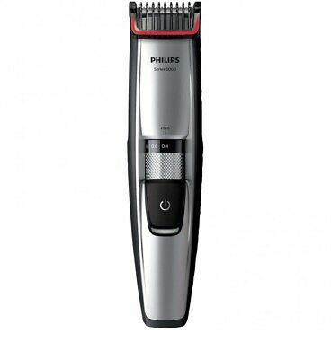 Philips BT5205/16 Beard Trimmer Series 5000 Stubble Trimmer Best Gift (Best Philips Beard Trimmer)