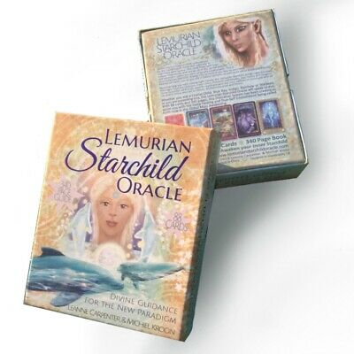 Lemurian Starchild Oracle (Brand New)