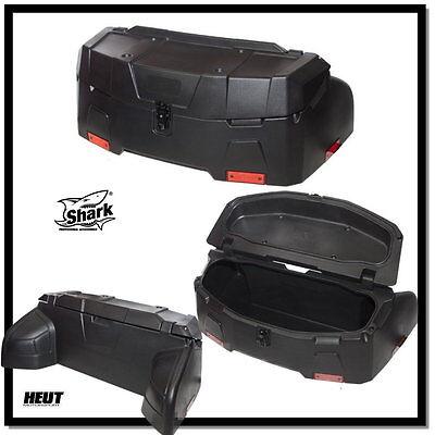SHARK ATV Quad Koffer Topcase 200Liter - Viel Stauraum top Komfort