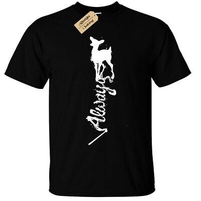 Immer Doe Herren T-Shirt S-5XL Harry Inspiriert Potter Geschenk Doe T-shirts