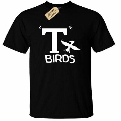 T Birds T-Shirt Grease Kostüm Top - T Bird Kostüm