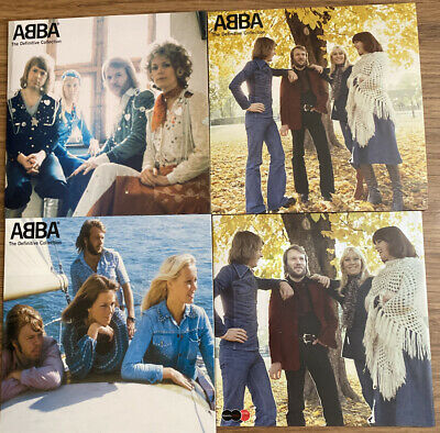 ABBA - THE DEFINITIVE COLLECTION - 2 CDS & 1 DVD - NEW!!