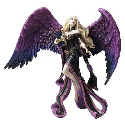 """9.5"""" Dark Messenger By James Ryman Statue Sculpture Figure Gothic Fantasy Decor"""