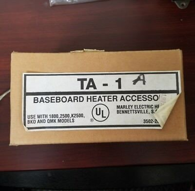 Marley TA1A Electric Baseboard Heater Accessories