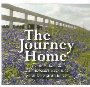 THE-JOURNEY-HOME-CYNTHIA-CLAWSON-CD-with-WILSHIRE-BAPTIST-CHURCH-SANCTUARY