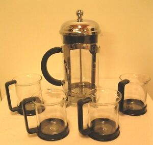 Starbucks bodum glass coffee tea french press 8 cups with - Starbucks bodum french press ...