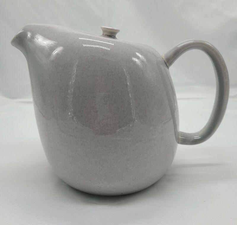 Russel Wright Steubenville American Modern Coffee Pot Gray