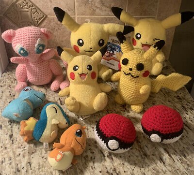 Huge Pokemon Plush Toy Lot *SHIPS FAST*