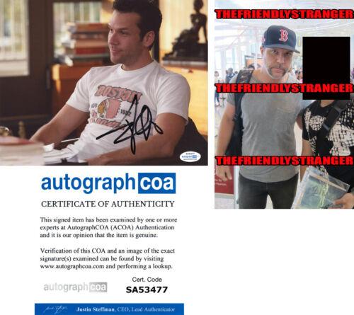 "DANE COOK signed Autographed ""MY BEST FRIEND'S GIRL"" 8X10 PHOTO - Proof ACOA COA"