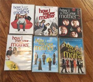 How I met your mother - Seasons 1 - 6