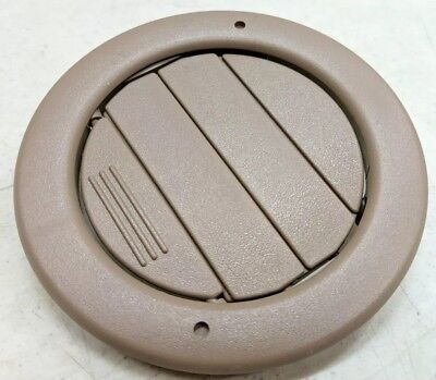 97 98 99 01 02 Ford Explorer Expedition Navigator HVAC Rear Roof Air Vent AC 7 Brown Roof Vent