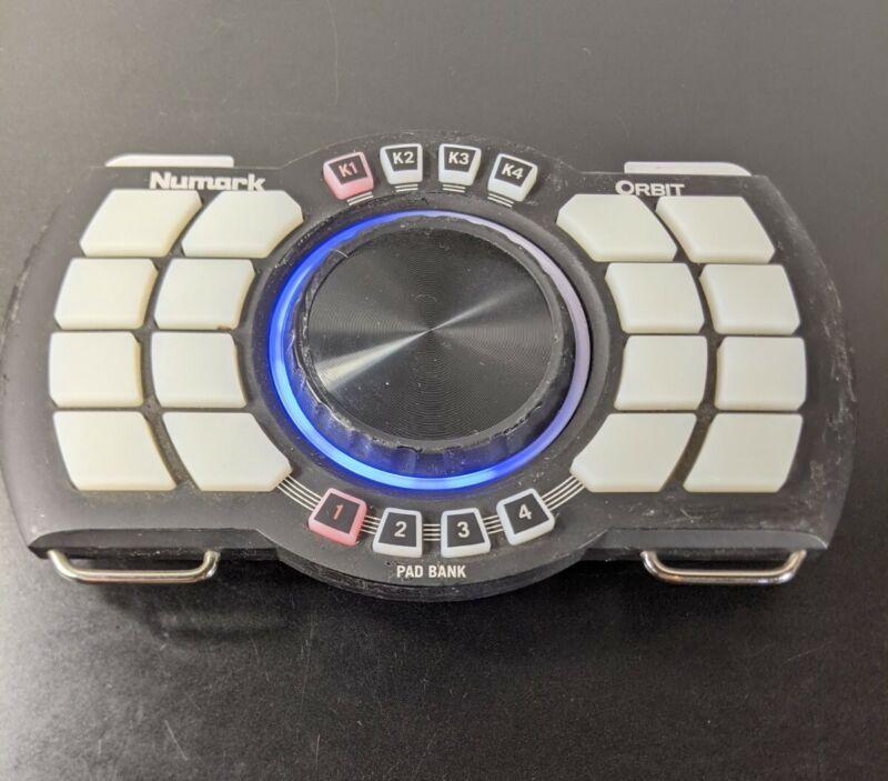 Numark Orbit Wireless Portable Midi Pad Bank DJ Controller (Handheld Unit Only)