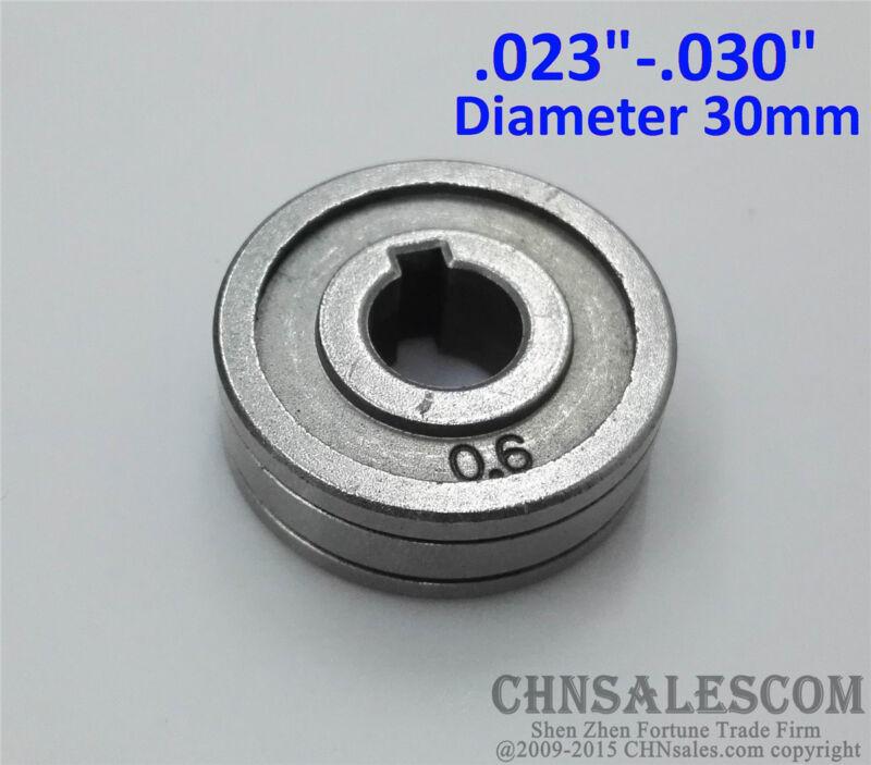 "Mig Welder Wire Feed Drive Roller Roll Parts Diameter 30mm .023"" .035"" .040"""