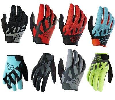 Fox Racing Ranger Fire Gloves Mountain Bike BMX MTB Mens Gear Touch Screen