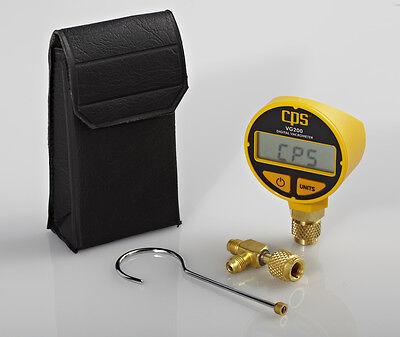 Cps Vg200 Vacrometer Digital Micron Vacuum Gauge