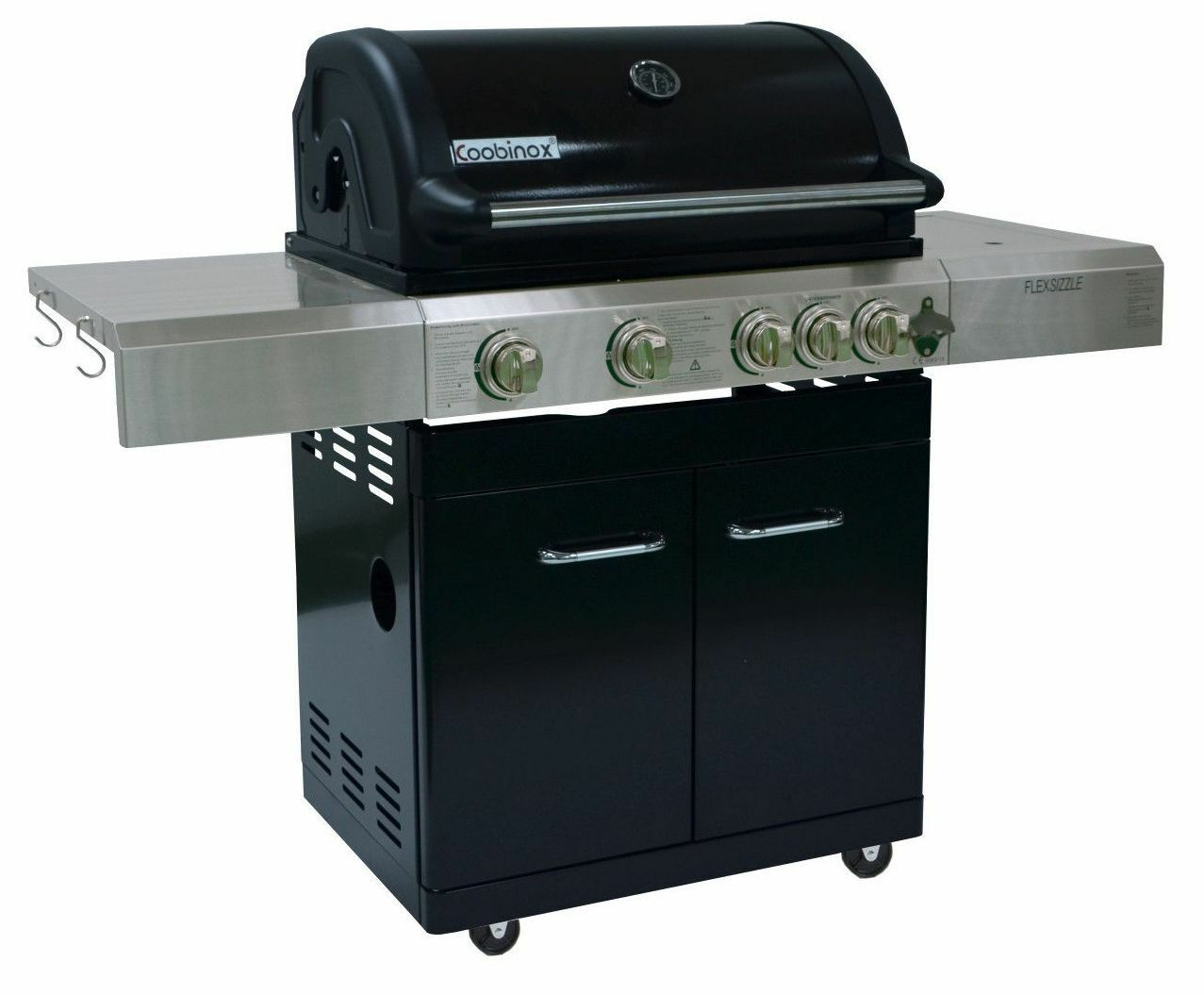 Enders Gasgrill Boston Black 4 Ik Test : Hp c 4 infrarot brenner gasgrill quarzglas kuppeln