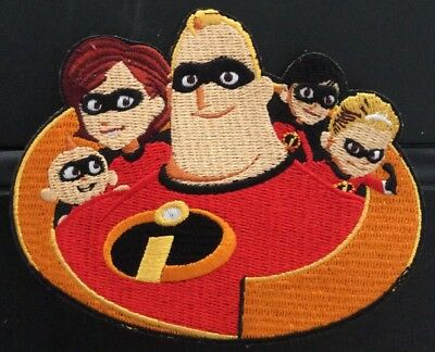 THE INCREDIBLES IRON ON  PATCH BUY 2 GET 1  FREE - Buy The Incredibles
