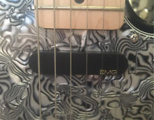 Squier Telecaster (by fender )guitar with EMG Keith Urban pickups Surfers Paradise Gold Coast City Preview