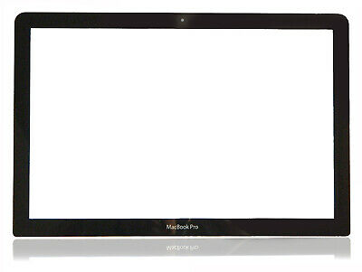 Orig. Apple Macbook Pro A1286 Display Glas Scheibe Frontglass Front Kleber 15,4""
