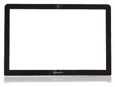 Apple Macbook Pro A1278 Display Glas Scheibe Frontglas Kleber Screen 13,3