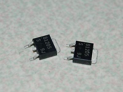 2pcs 2sb1205s Smd Bipolar Power Transistors